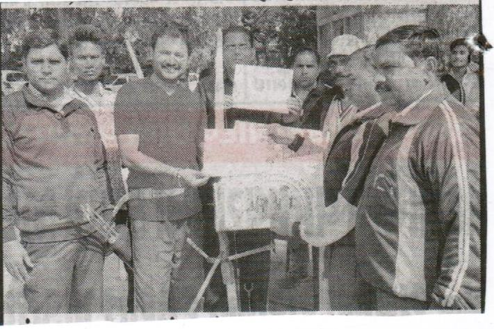 Archery Competition In News